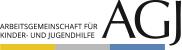 Logo: AGJ - Arbeitsgemeinschaft für Kinder- und Jugendhilfe